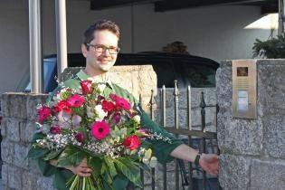 Blumenlieferungen